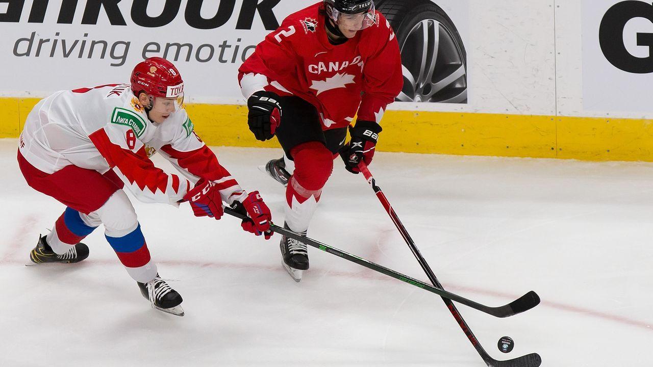 Kanada: Jung, unerfahren und ohne echten Führungsspieler - Bildquelle: 2021 Getty Images