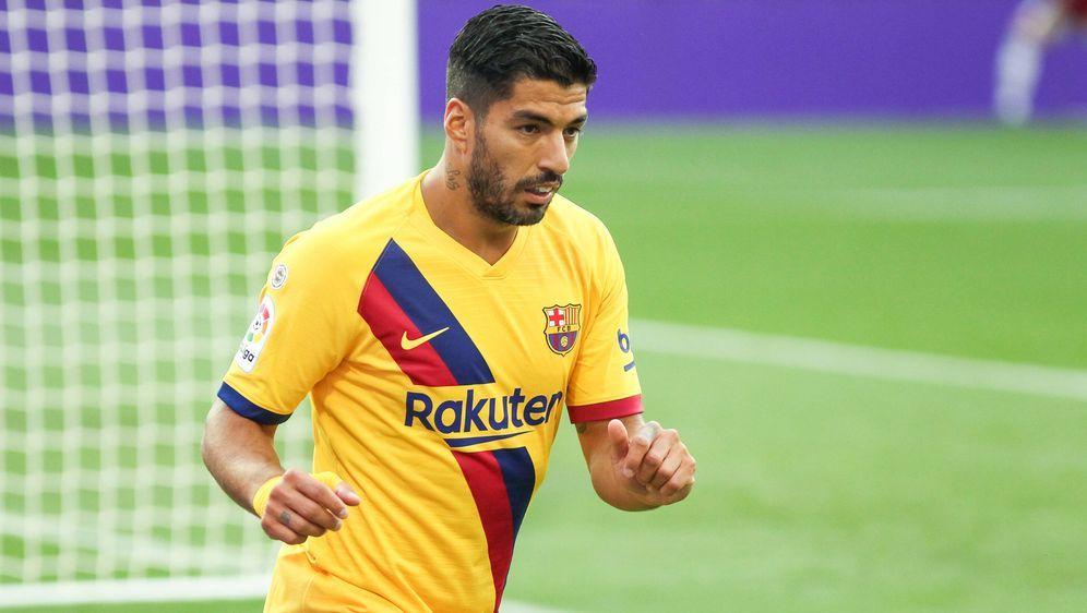 Der Vertrag von Luis Suarez beim FC Barcelona läuft noch bis 2021. - Bildquelle: imago images/ZUMA Wire