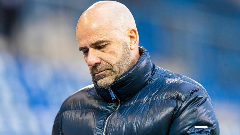 Gewann mit Leverkusen bei Nizza: Peter Bosz - Bildquelle: FIROFIROSID