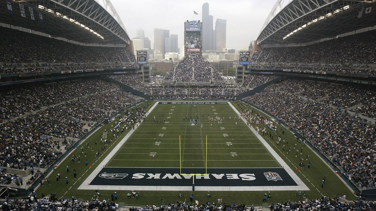 Stadion der Seattle Seahawks hat neuen Namen - Die Stadien der 32 NFL-Klubs - Bildquelle: Getty Images