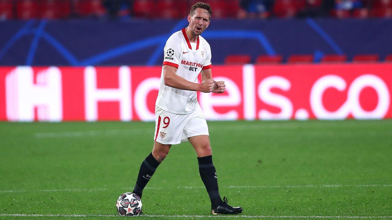 FIX: Luuk de Jong vom FC Sevilla zum FC Barcelona - Bildquelle: Getty Images
