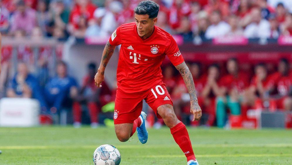 Im Heimspiel gegen Mainz feierte Coutinho sein Heimspiel-Debüt. ran hat die ... - Bildquelle: imago images / eu-images