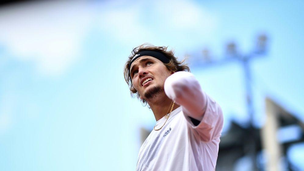 Tennis in Köln: Zverev-Brüder verlieren im Doppel - Bildquelle: AFPSIDANNE-CHRISTINE POUJOULAT
