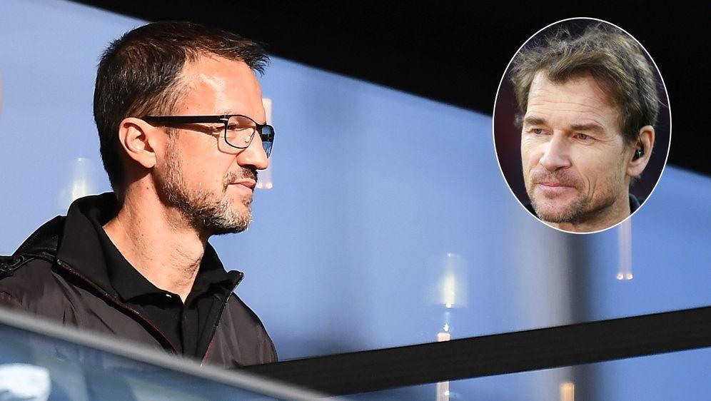Hertha hat Interesse an Fredi Bobic bekundet - Bildquelle: Imago Images