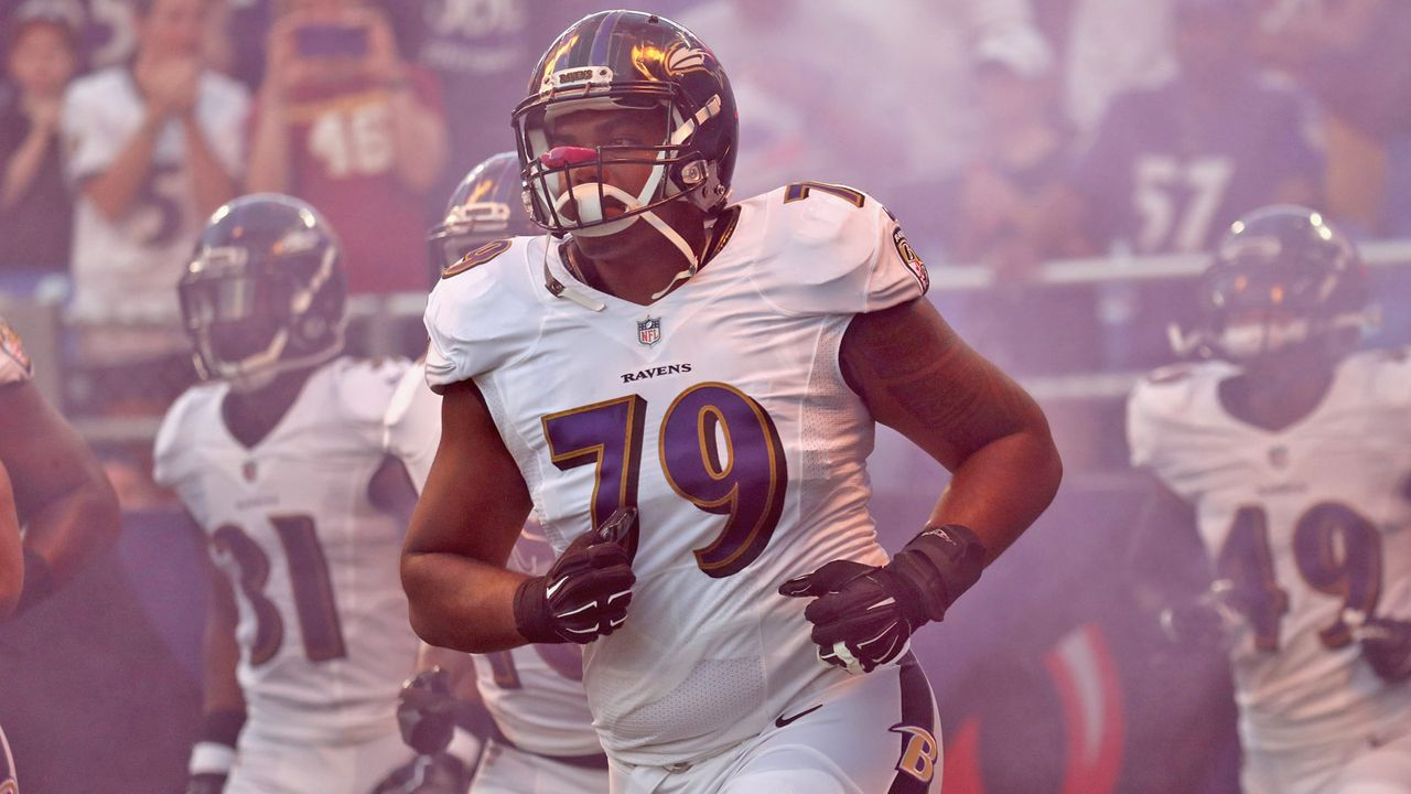 Option gezogen: Ronnie Stanley (Baltimore Ravens) - Bildquelle: Getty