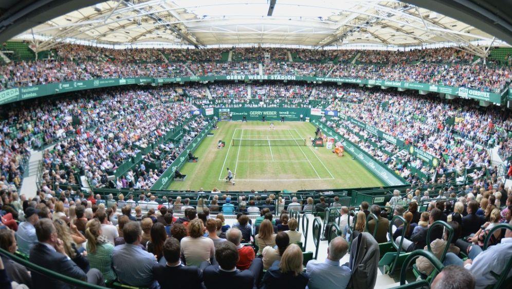 Trotz Gerry Weber Insolvenz: ATP-Turnier findet statt - Bildquelle: AFPSIDCARMEN JASPERSEN
