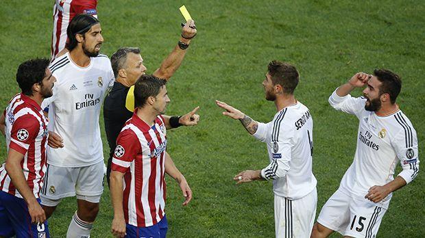 Sergio Ramos - Bildquelle: imago/Marca