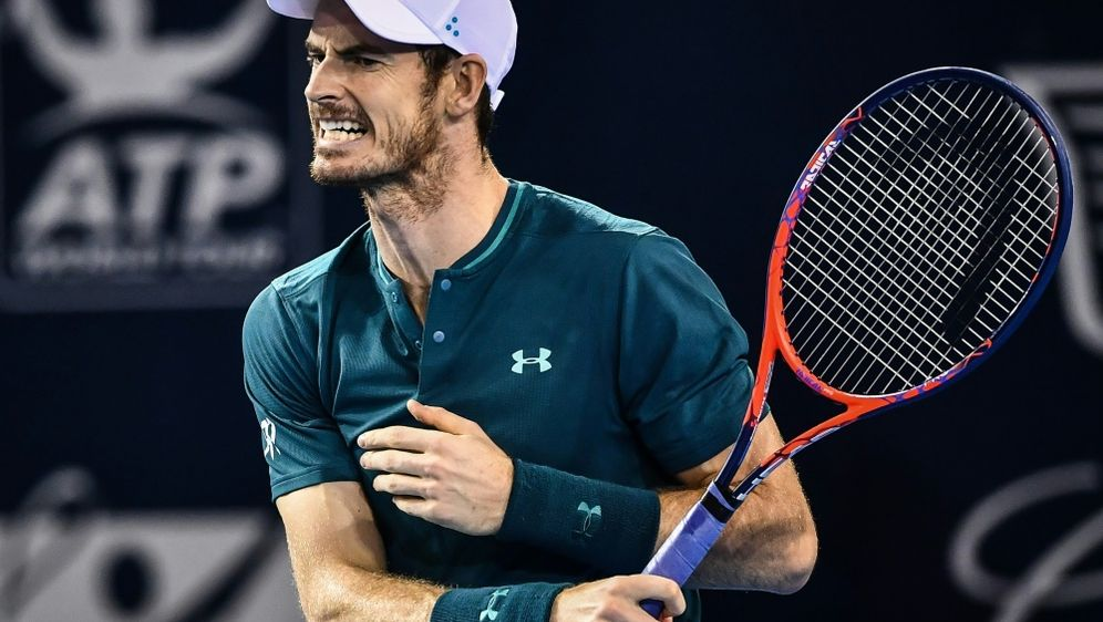 Comeback im Doppel im Queen's Club: Andy Murray - Bildquelle: AFPSID