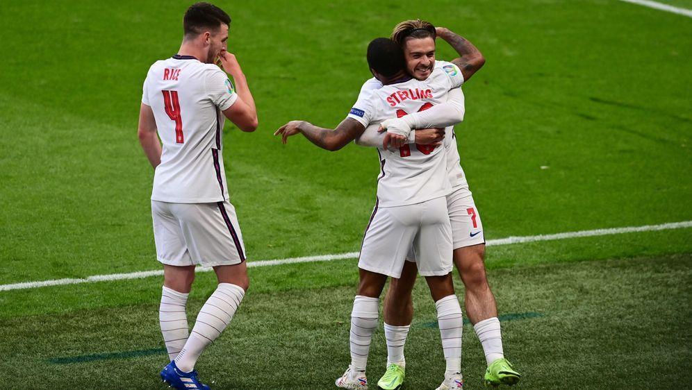 England steht als Sieger der Gruppe D fest. - Bildquelle: 2021 Getty Images