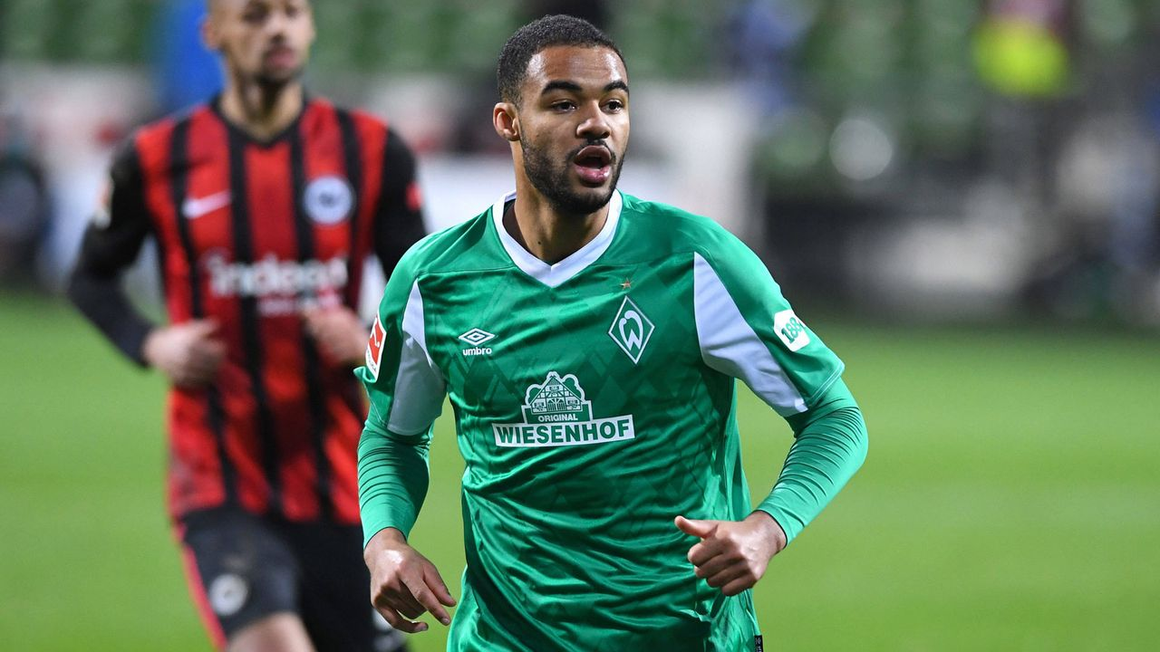 Jean Manuel Mbom (SV Werder Bremen) - Bildquelle: Imago Images