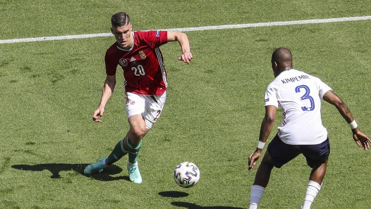 Roland Sallai (SC Freiburg) - Bildquelle: imago images/Sports Press Photo
