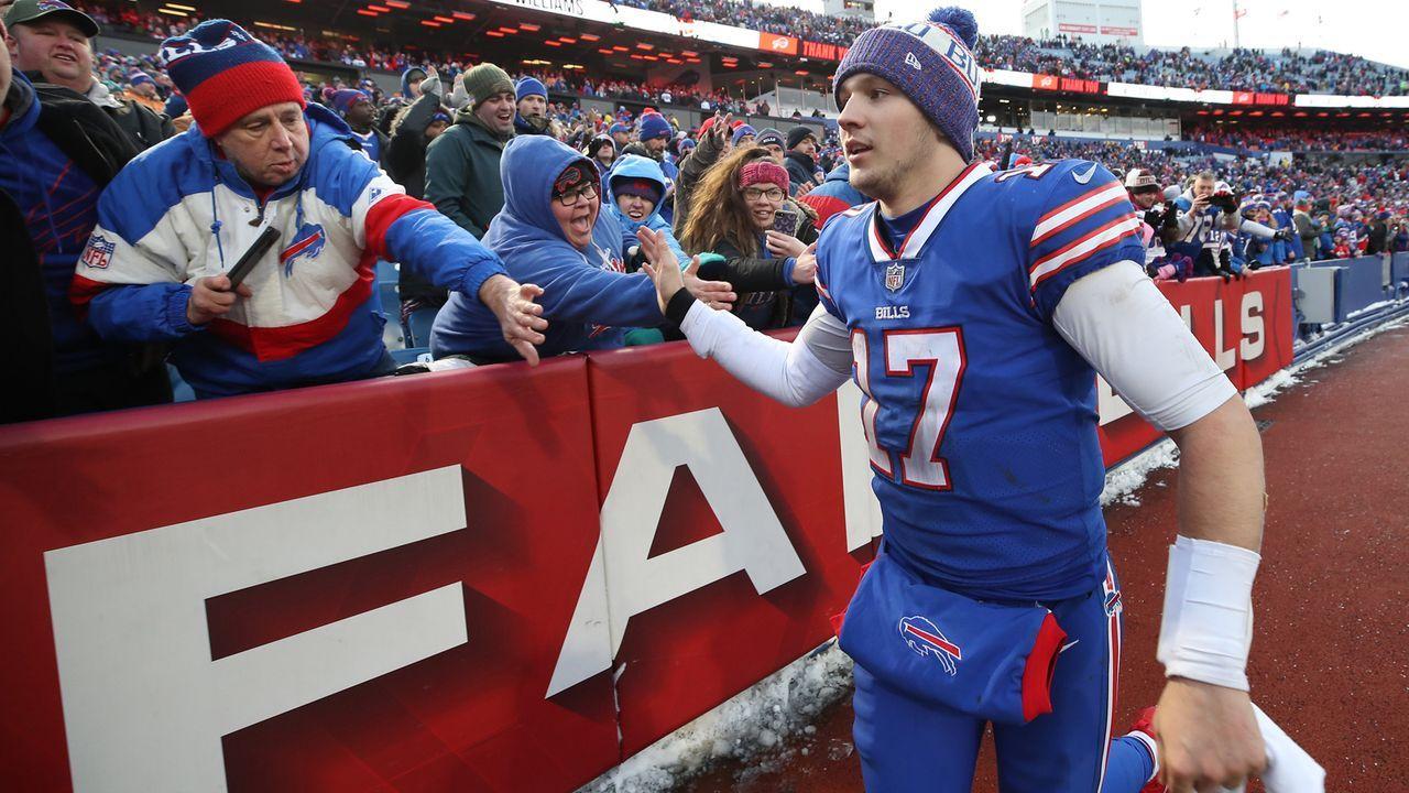 Platz 5 (geteilt) - Buffalo Bills - Bildquelle: 2018 Getty Images