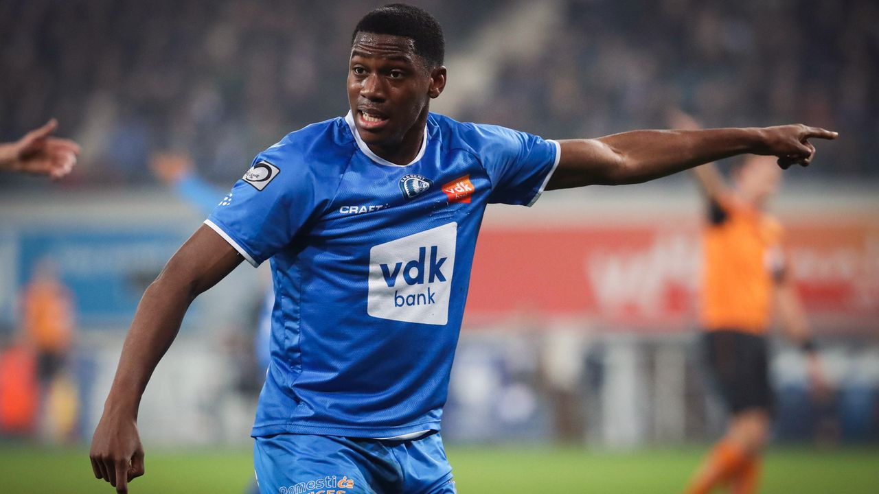 Jonathan David (KAA Gent/Belgien) - 12 Scorerpunkte - Bildquelle: imago/Belga