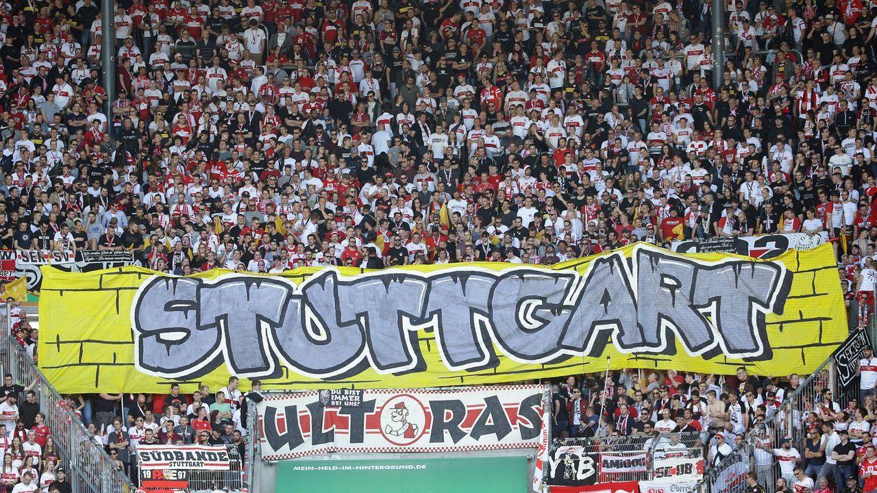 Platz 10 - VfB Stuttgart - Bildquelle: imago images / Pressefoto Baumann