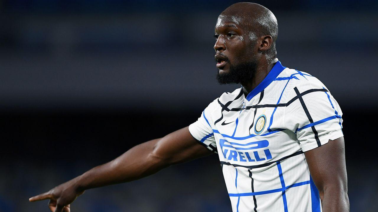 Romelu Lukaku (Inter Mailand) - Bildquelle: 2021 Getty Images