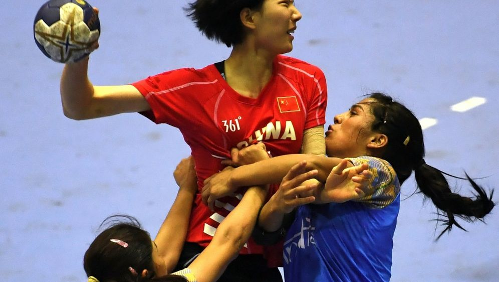 Chinas Handball-Frauen nehmen nicht an Quali teil - Bildquelle: AFPSIDARIEF BAGUS
