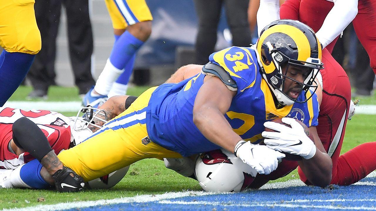 Micah Kiser (Los Angeles Rams) - Bildquelle: Getty Images