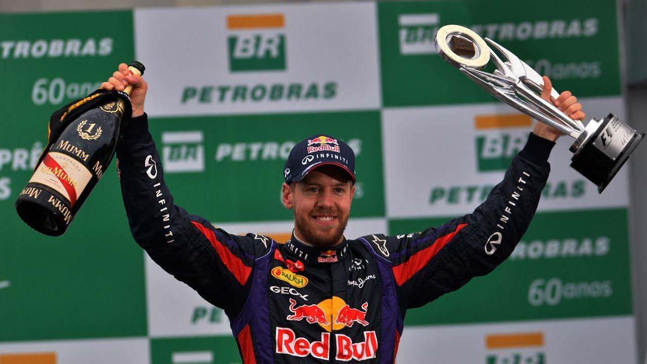 Sebastian Vettel zurück zu Red Bull: So realistisch ist der Sensations-Coup - Bildquelle: imago images/Motorsport Images