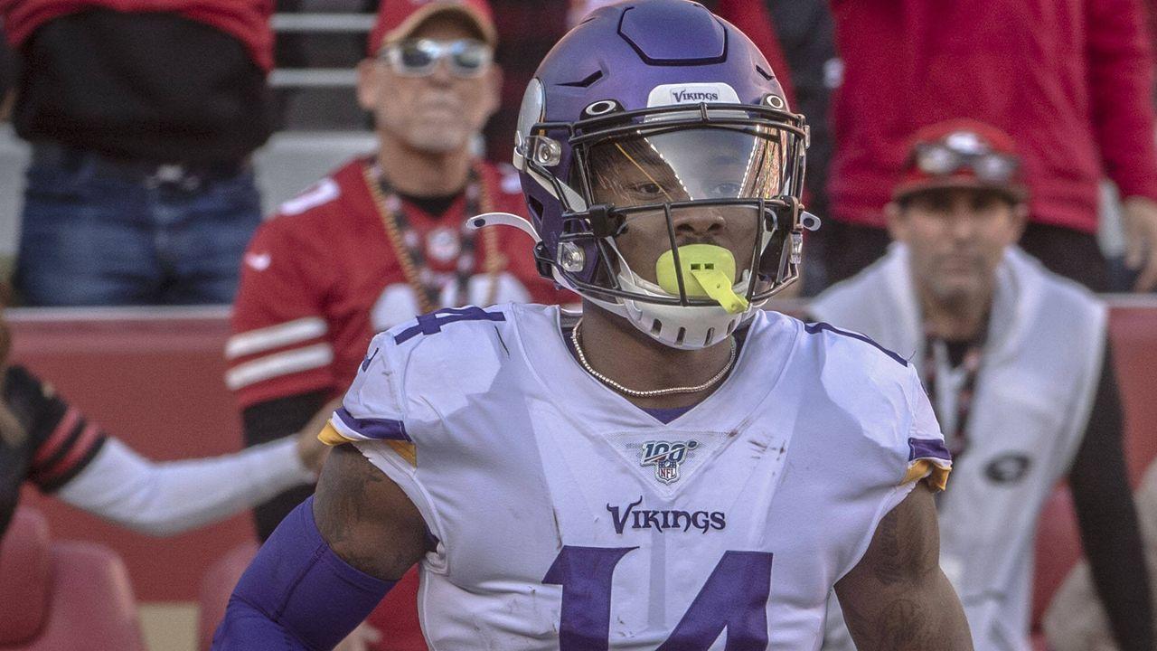 Stefon Diggs (Minnesota Vikings) - Bildquelle: imago images/ZUMA Press