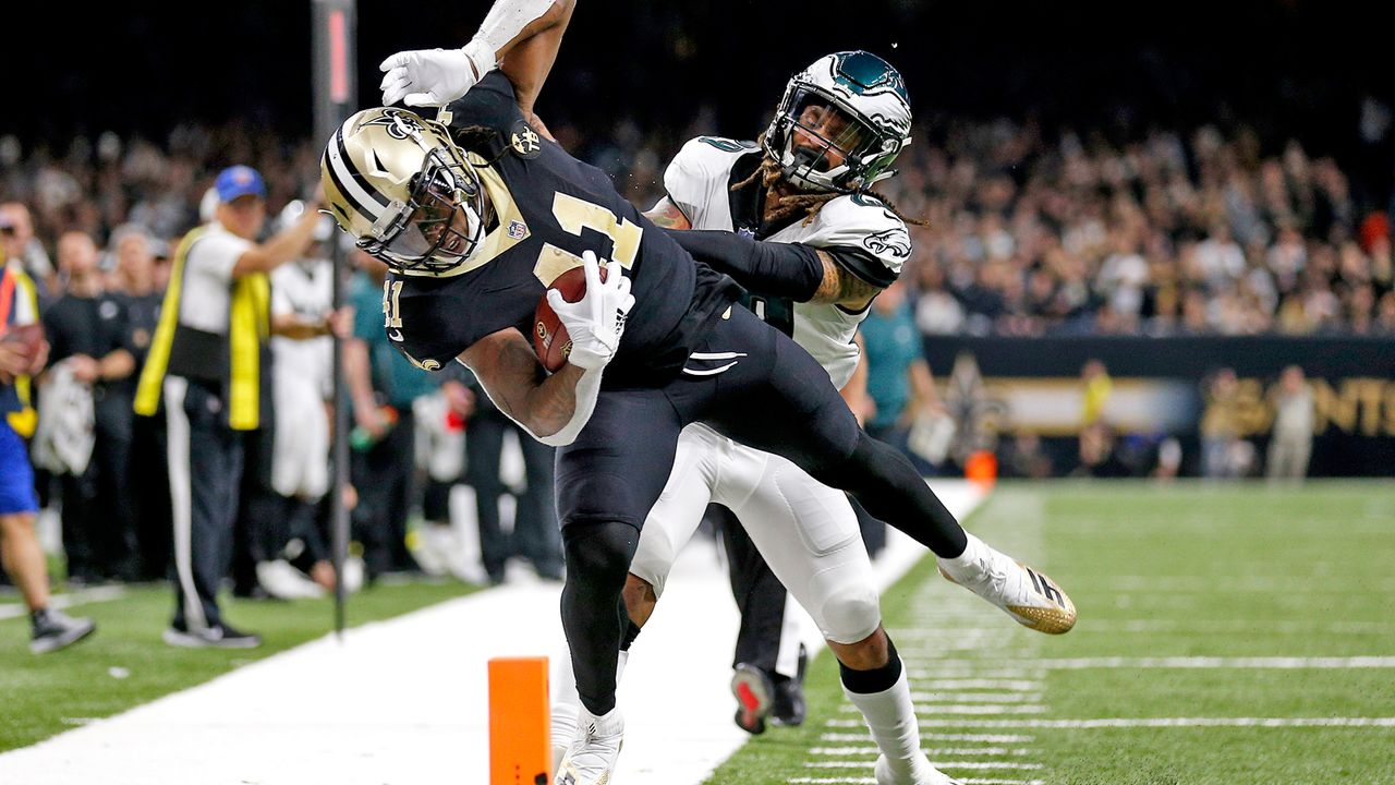 Alvin Kamara (New Orleans Saints) - Bildquelle: 2019 Getty Images