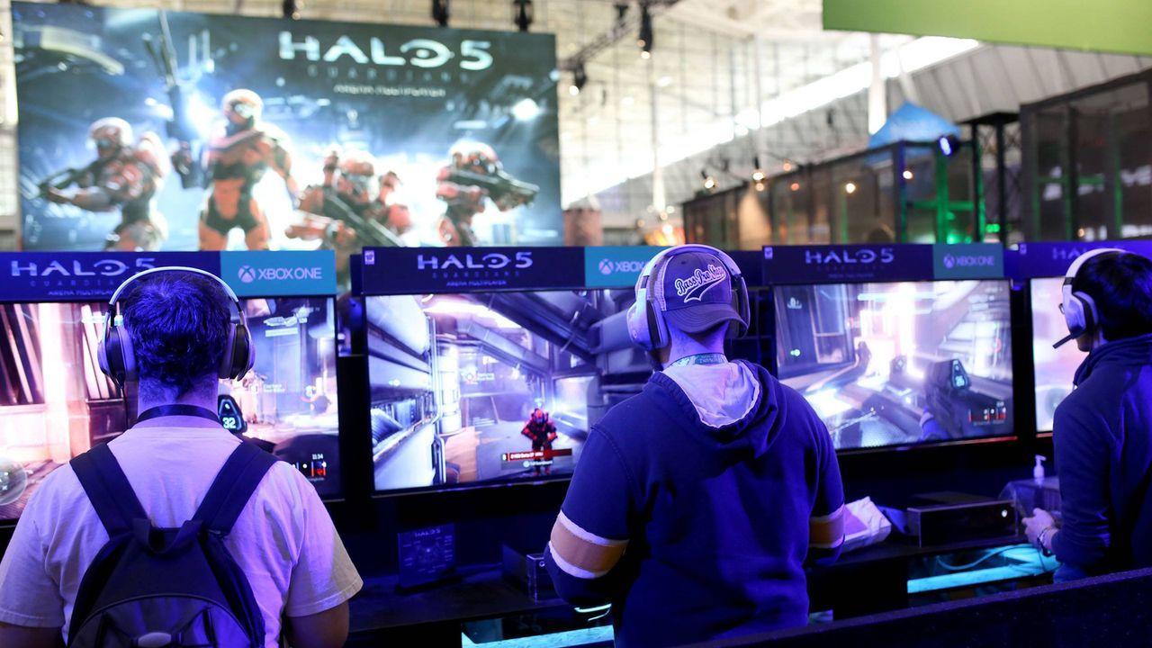 Platz 14: Halo 5 Guardians - Bildquelle: imago/ZUMA Press