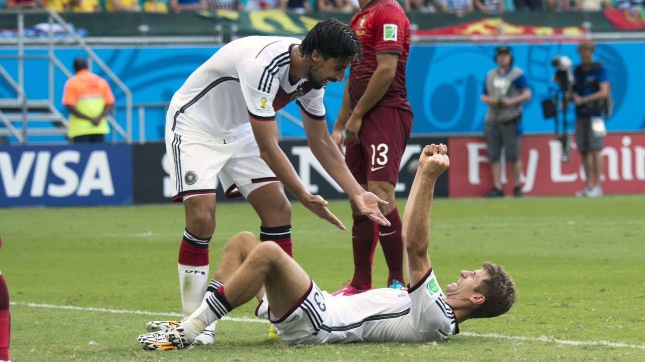 Duelle gegen Portugal - Eine deutsche Erfolgsgeschichte - Bildquelle: imago/AFLOSPORT