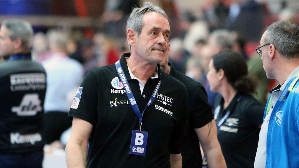 Der HC Erlangen trennt sich von Trainer Rolf Brack - Bildquelle: Imago