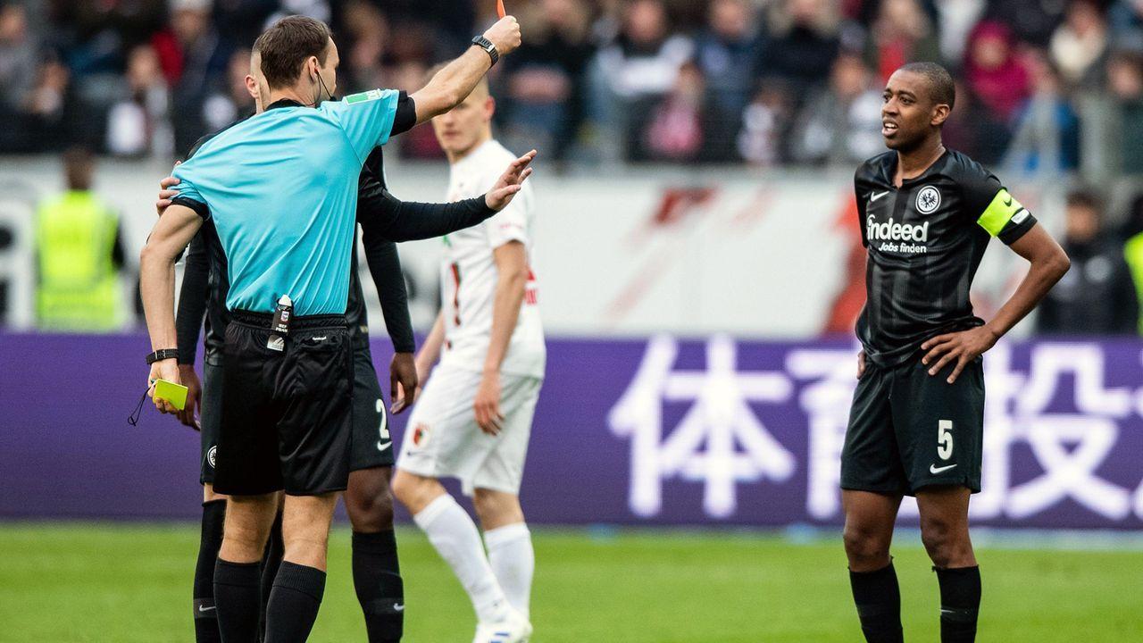 Platz 9 - Eintracht Frankfurt (67 Punkte) - Bildquelle: imago images / Jan Huebner