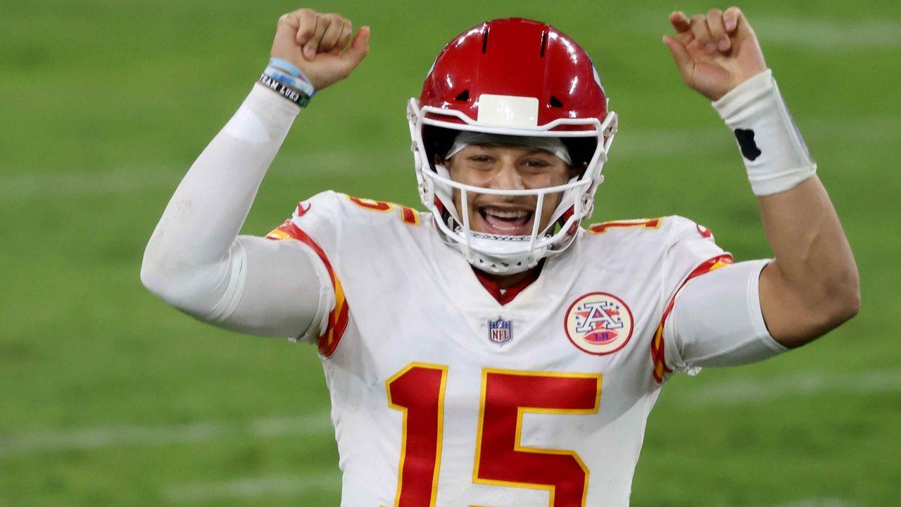 31. Pick: Kansas City Chiefs  - Bildquelle: getty