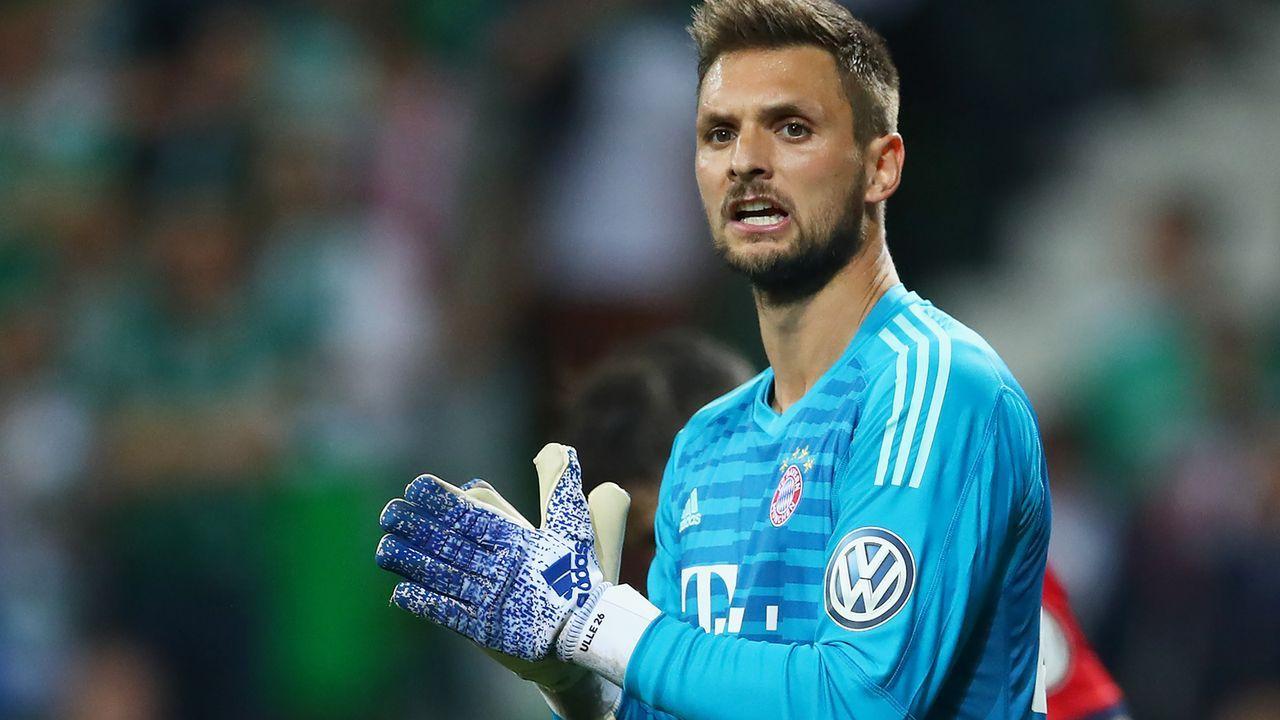 Sven Ulreich (Bayern München)