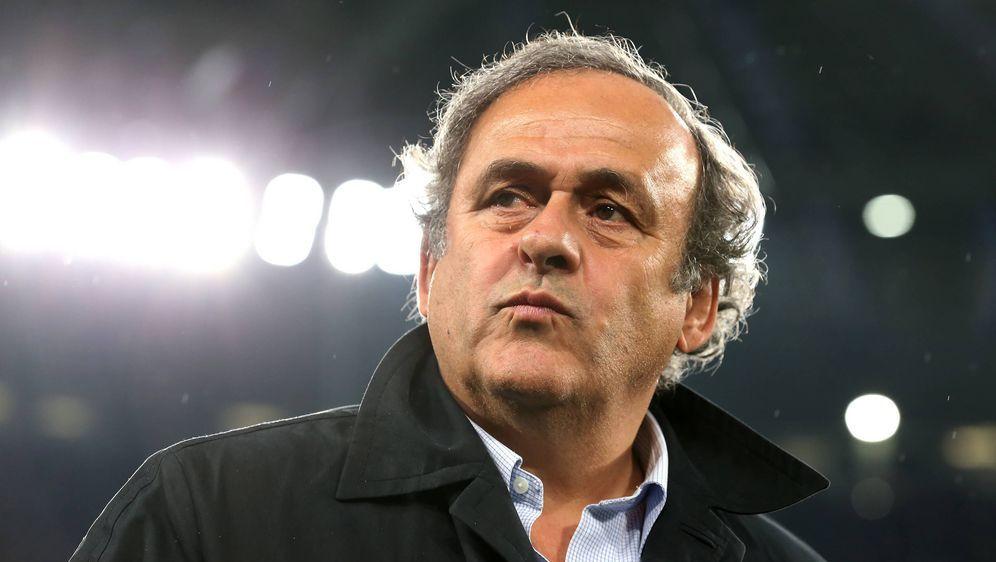 Der ehemalige französische Nationalspieler und UEFA-Präsident Michel Platini... - Bildquelle: imago