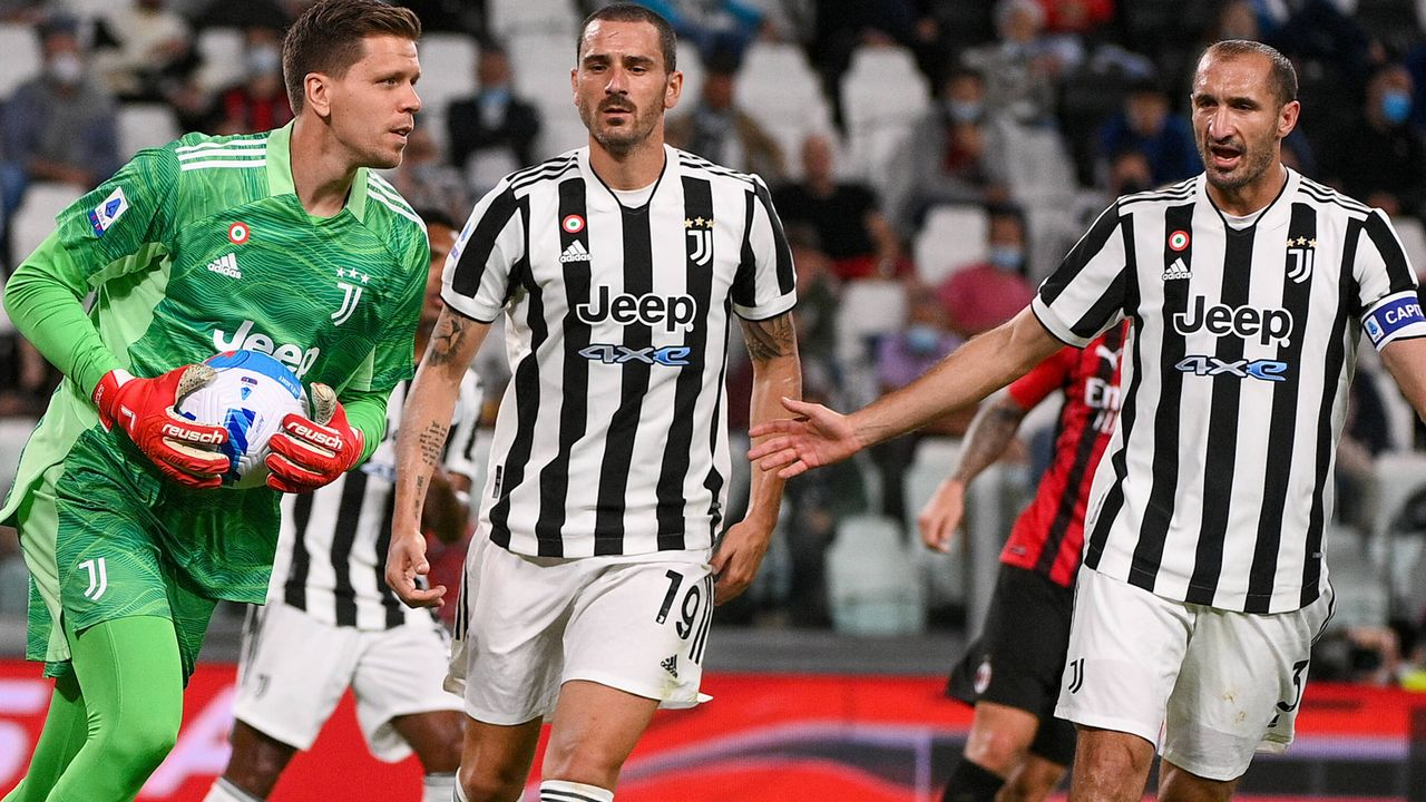 Juventus Turin: 4 Spiele, 2 Punkte, 4:6 Tore, Platz 18 - Bildquelle: imago images/LaPresse