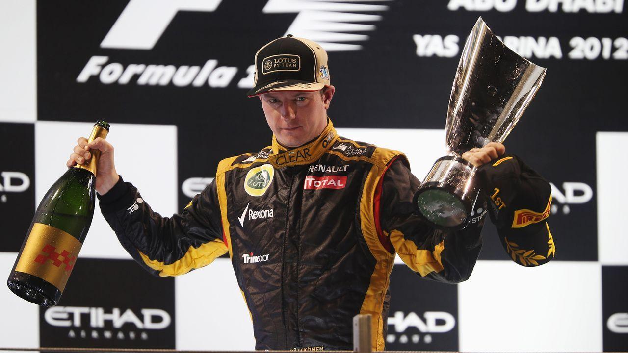 2012: Rückkehr in die Formel 1 - Bildquelle: 2012 Getty Images