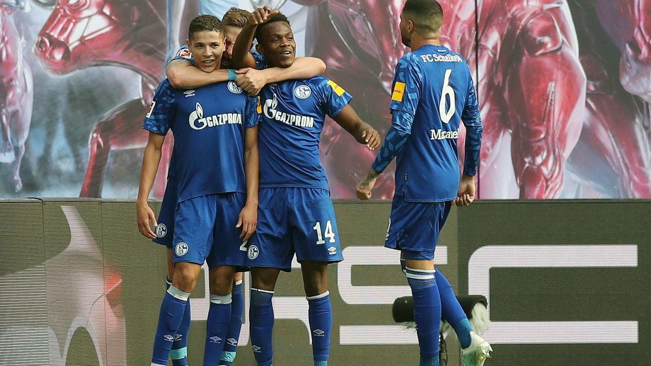 FC Schalke 04 (Bundesliga/Deutschland) - Bildquelle: 2019 Getty Images