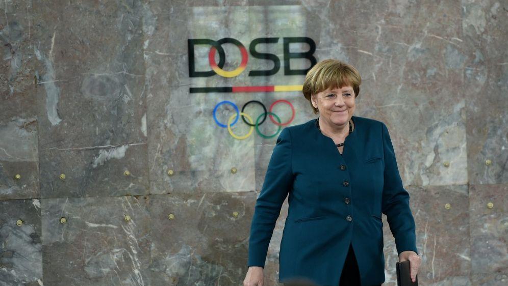Forderung an Merkel: Perspektive für den Breitensport - Bildquelle: AFPSIDPATRIK STOLLARZ