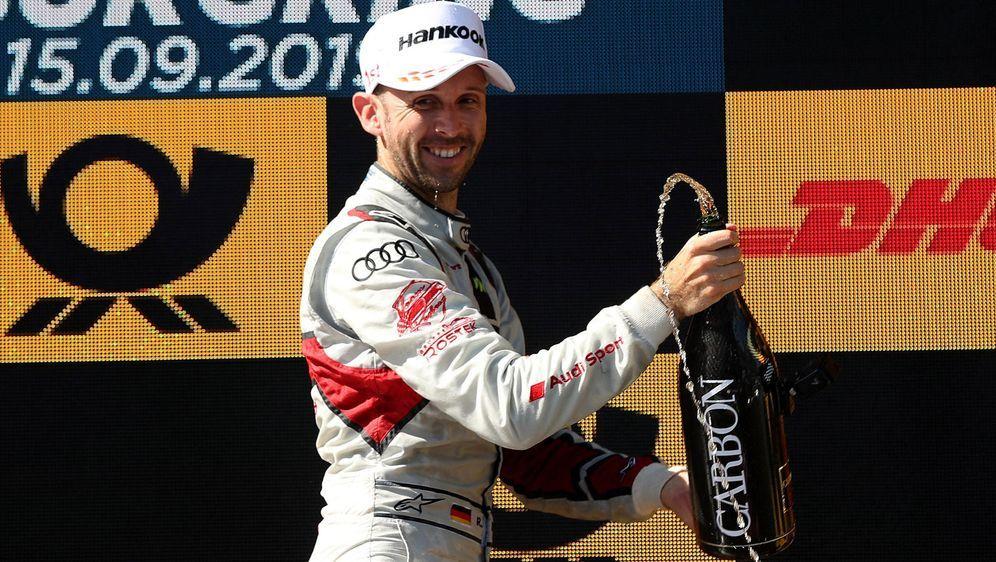 Rene Rast krönt sich zum zweiten Mal zum DTM-Champion - Bildquelle: imago