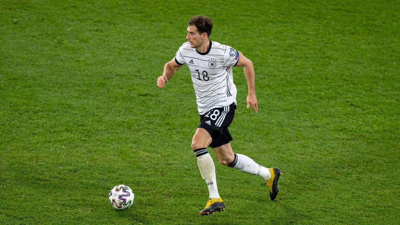 Mittelfeld: Leon Goretzka (FC Bayern München) - Bildquelle: Imago