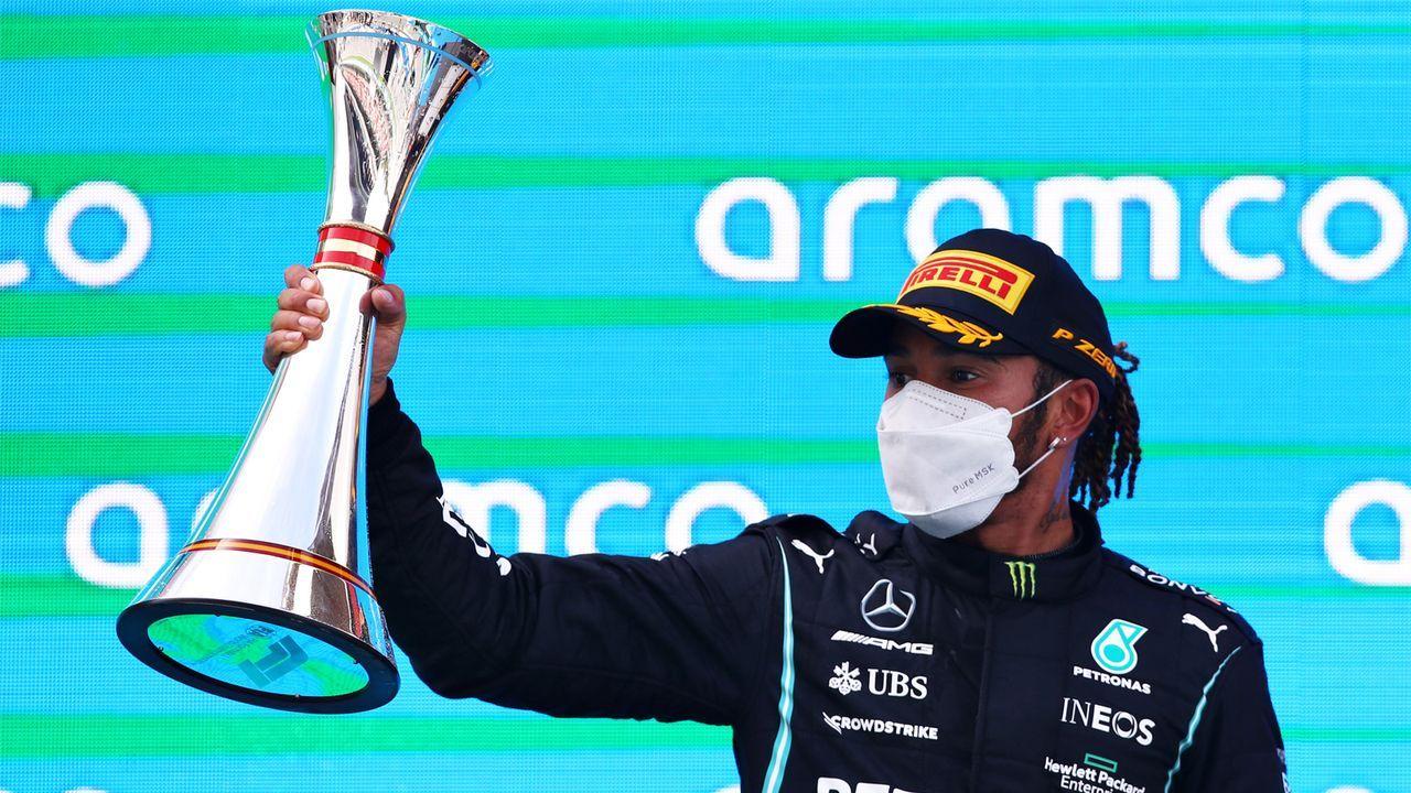 Gewinner: Lewis Hamilton - Bildquelle: Getty Images