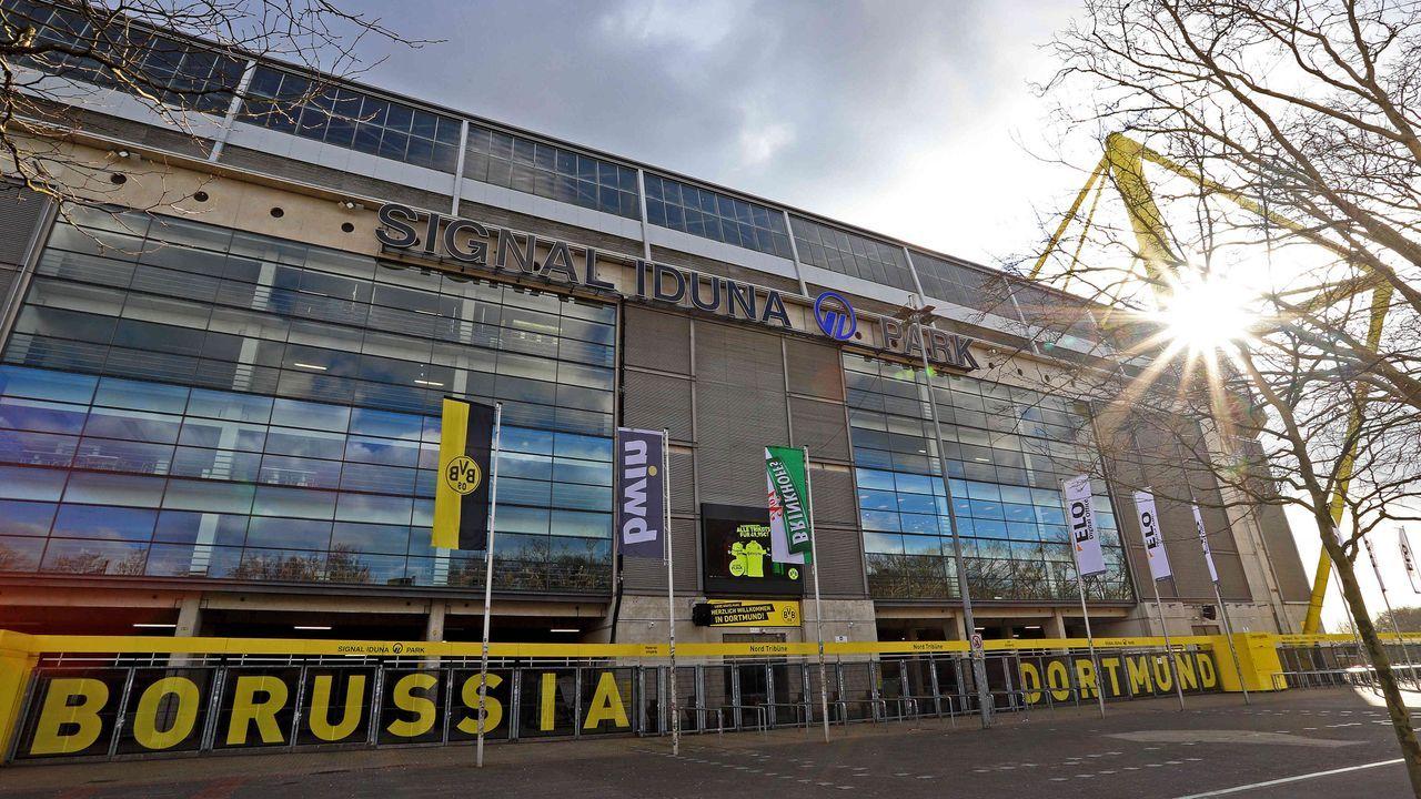 Borussia Dortmund - Bildquelle: imago images/Rene Traut