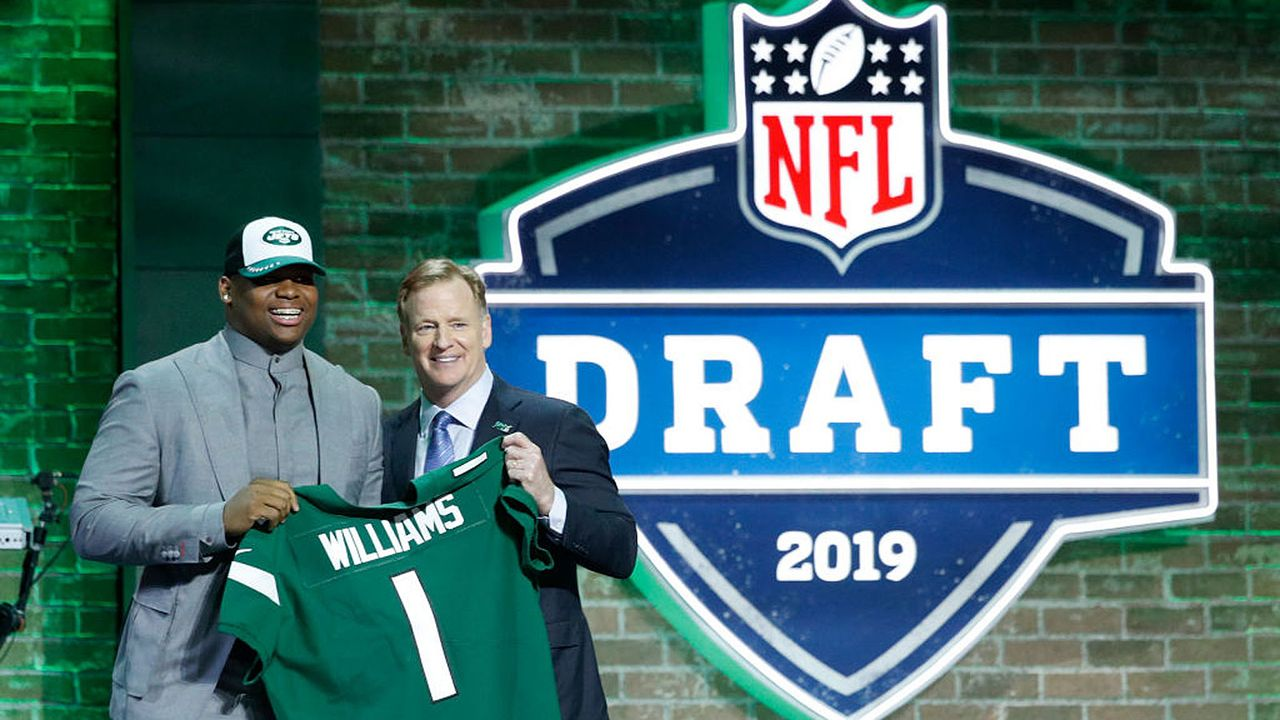 Die Draft Picks der New York Jets (6) - Bildquelle: 2019 Getty Images