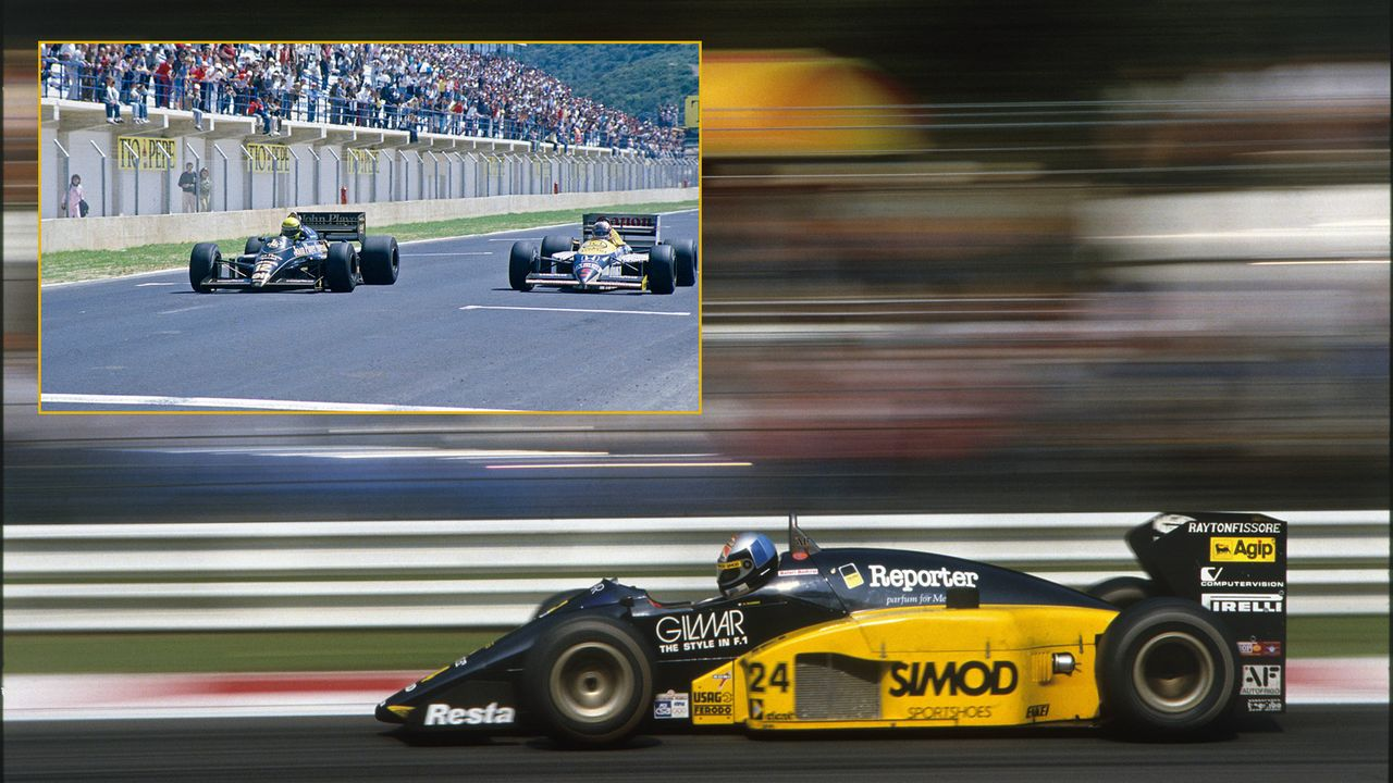 Erste Startreihe gesucht - Bildquelle: imago images / Motorsport Images