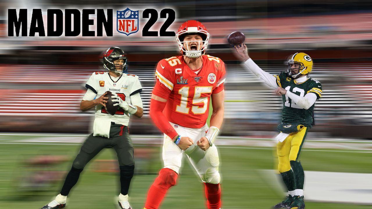Madden NFL 22: Das sind die Top 10 der Quarterbacks im Spiel - Bildquelle: 2021 Getty Images