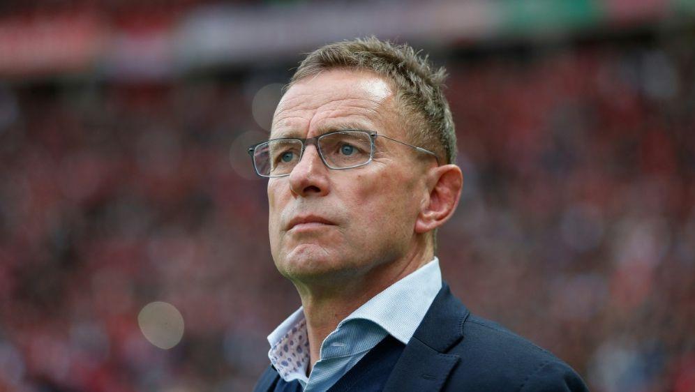 Eintracht Frankfurt soll Interesse an Rangnick haben - Bildquelle: AFPSIDODD ANDERSEN