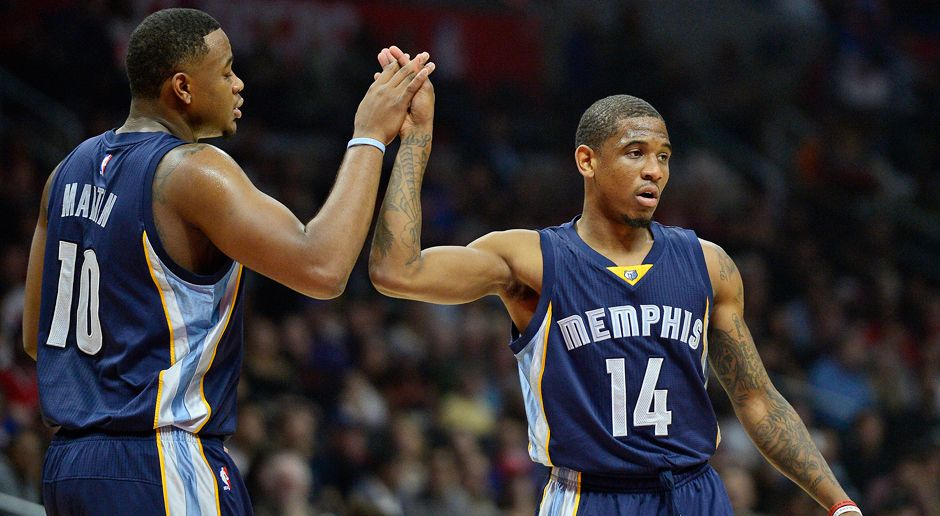 Platz 7: Memphis Grizzlies (Basketball) - Bildquelle: getty images