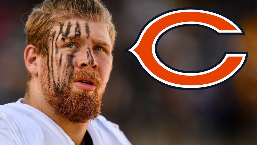 Thomas Schaffer hat einen Vertrag bei den Chicago Bears unterschrieben