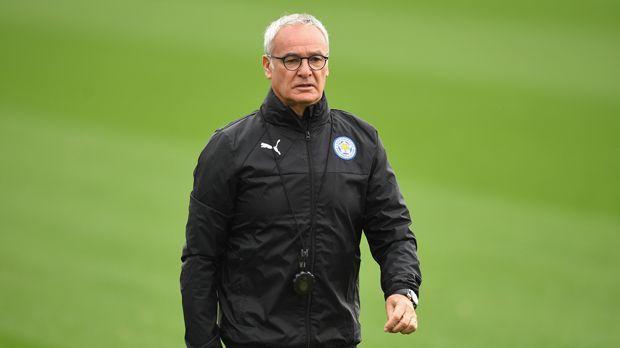 Claudio Ranieri (Leicester City) - Bildquelle: 2016 Getty Images