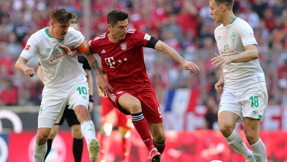 Bayern München nimmt gegen Bremen die Favoritenrolle ein - Bildquelle: FIROFIROSID