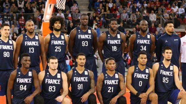 Basketball Frankreich