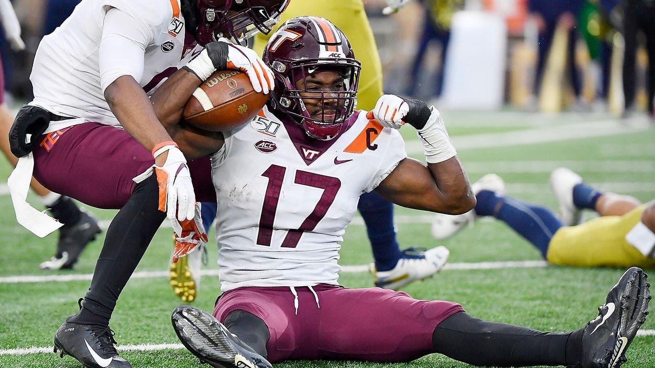 Divine Deablo (Safety/Linebacker, Las Vegas Raiders) - Bildquelle: Getty Images