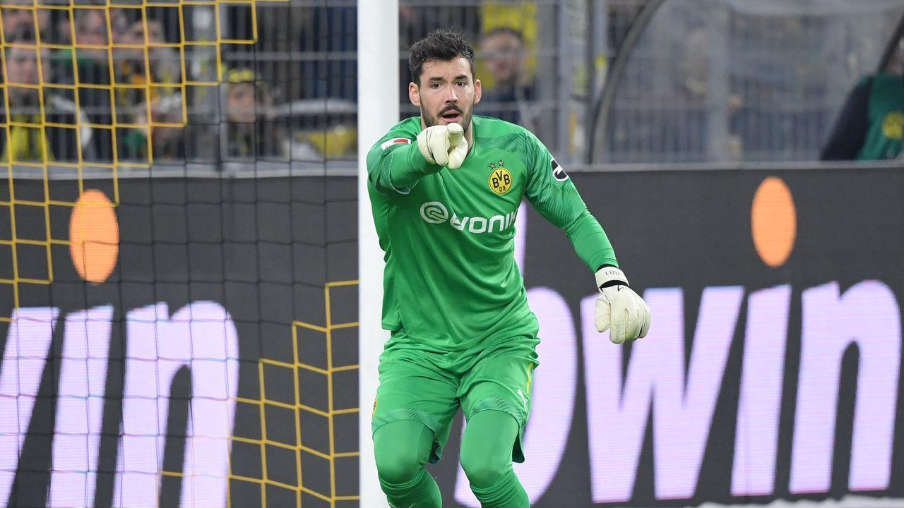 Roman Bürki (Borussia Dortmund) - Bildquelle: imago